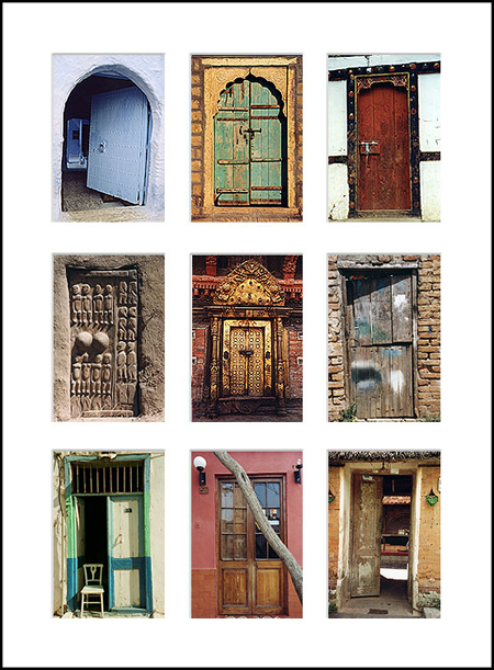 Doors Edition 3 & Cynthia Johnston - Doors